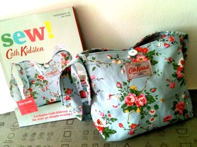 Cath Kidston Sew Shoulder Bag Instructions 35
