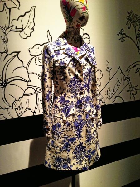Guccifloracoat