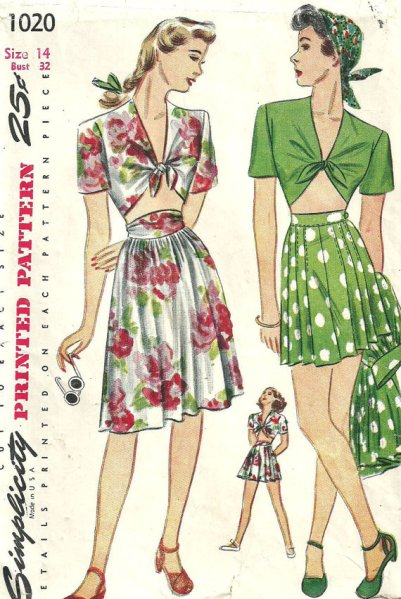 1940d pattern
